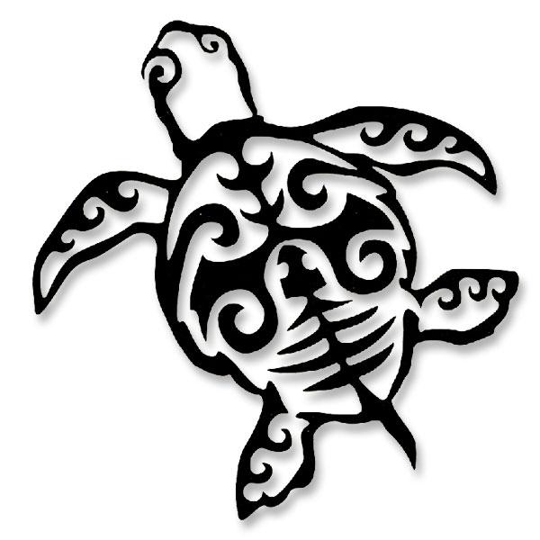 Native American Turtle Island Tribal Sacred Sea Turt...