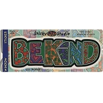 A071 - Be Kind Art Decal Window Sticker
