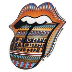 A169A - Rolling Stones Hieroglyphic Tongue Art Decal Window Sticker