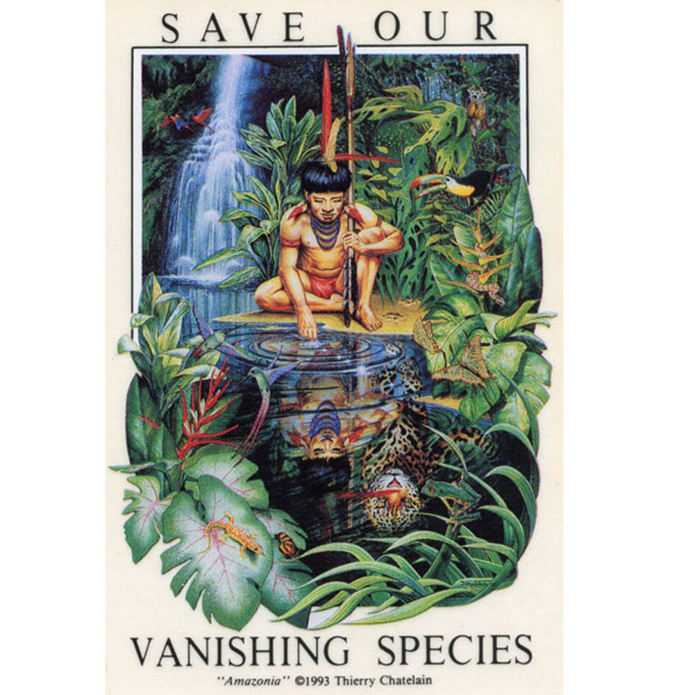 the vanishing species Washington — with the dedication of its fourth semipostal stamp today, the us postal service is helping to save vanishing species 11-cents at a time — specifically tigers, african and.