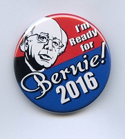 B486 - Bernie Sanders 2016 Button