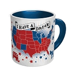 MUG005 - I Have a Democratic Dream Mug 2008