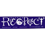 MS009 - Respect Mini Sticker