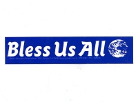 MS60 - Bless Us All Mini Sticker