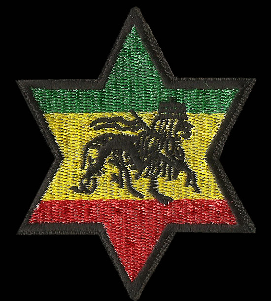 ... • Accessories > Patches > Small Patches > P197 - Rasta Star Patch Cool Rasta Lion Pictures