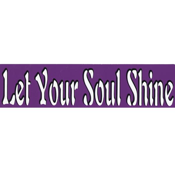 let your soul: