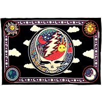 TA17 - Morris Steal Your Face Tapestry