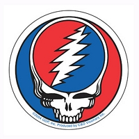 A115 - Large Steal Your Face Art Decal Window Sticker