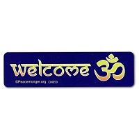 CM059 - Welcome OM Color Mini Sticker