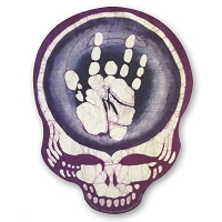 CS229 - Jerry Hand Steal Your Face Batik Color Sticker - Kat's Creations