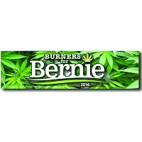 MS155-G - Burners for Bernie Color Mini Sticker