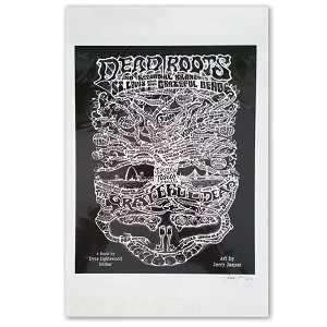 AP001 - Grateful Dead St. Louis Family Tree Art Print