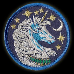 P81 - Unicorn Patch